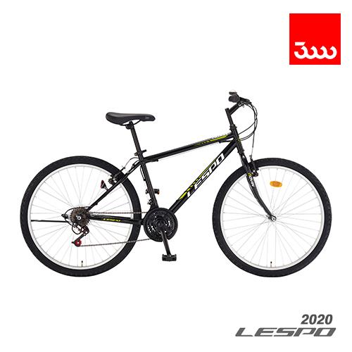 [삼천리] 20년형 레스포 라빈 21단 26인치 MTB 자전거  (100%완조립)
